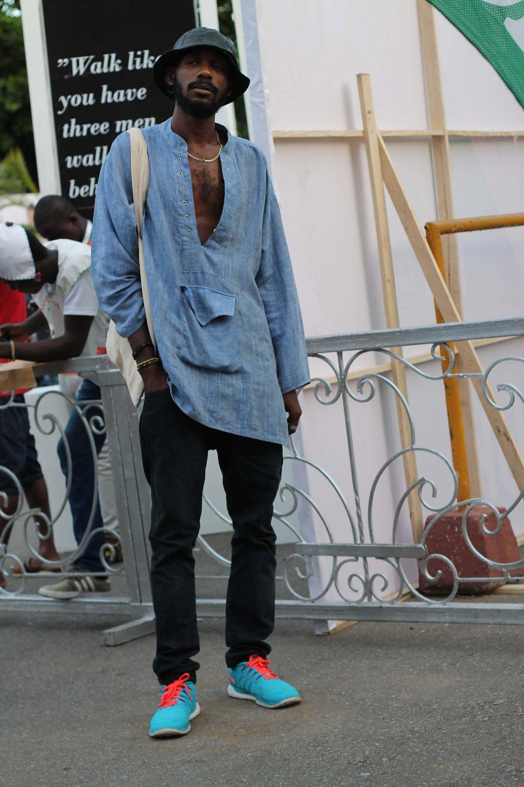 © Lagos Street Style