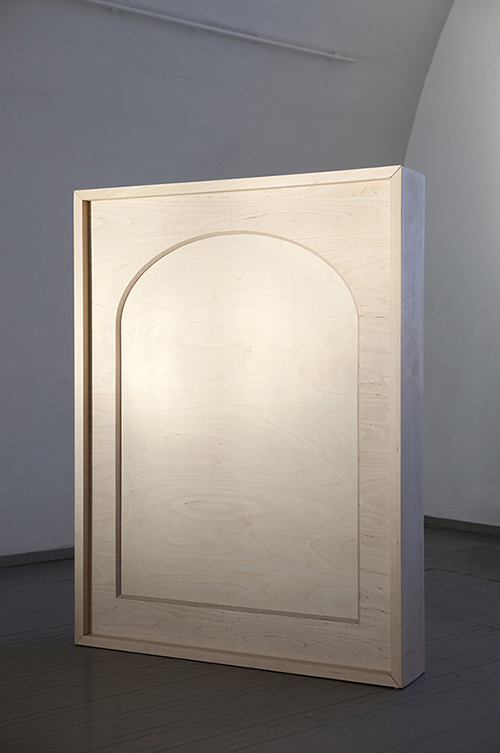 Tanja Koljonen, 'Sentiment' (2015), Sculpture, wood, 135 cm x 105 x 20 cm