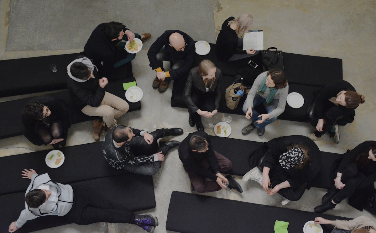 Deep Time Séance, curated by Jenni Nurmenniemi. Residency Unlimited, April 2014