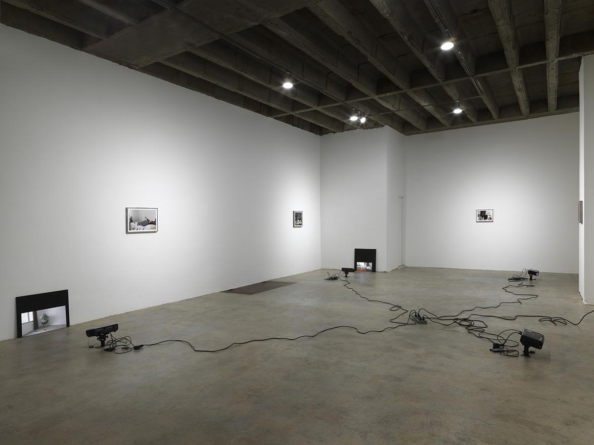 Iiu Susiraja, What Am I?, installation view at Ramiken Crucible, New York. November 13 – December 18, 2016.
